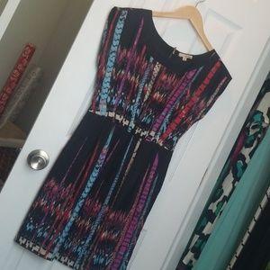 Shift Dress w/ Pockets